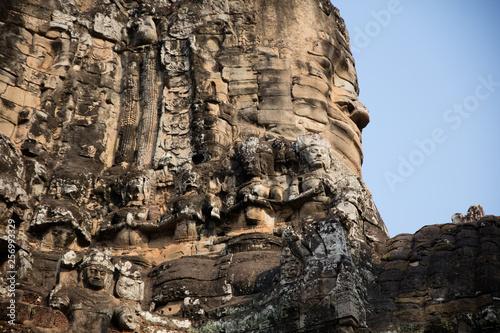 templo camboya Wallpaper Mural
