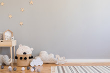 Stylish Scandinavian Newborn B...