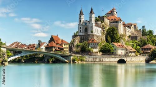 Castle in Swtizerland