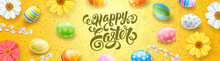 Happy Easter Banner