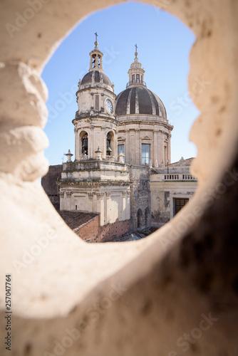 Obraz na płótnie Cathedral of Catania