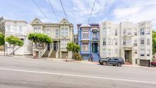San Fransciso Castro Houses