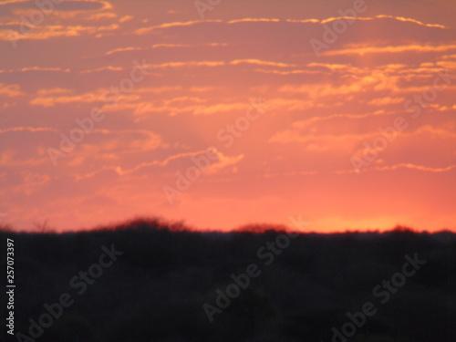 Namibia Sunset 2018
