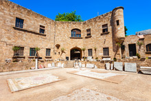 Our Lady Castle Church, Rhodes