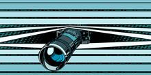 Photo Camera Peeping Surveilla...