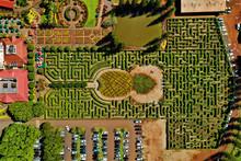 Dole Plantation Oahu - Luftbil...