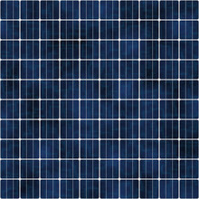 Solar Panel, Texture. Renewable Energy, Energy Source. Photovoltaic Solar Panels Absorb Sunlight As A Source Of Energy To Generate Electricity
