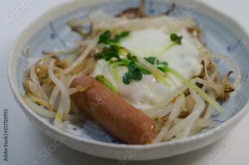 Fotografie, Obraz  朝食の卵焼き