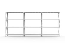 Empty Warehouse Rack