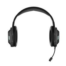 Headset Or Headphones Isolated