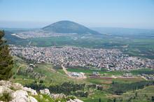 Mount Tavor, Mount Tabor