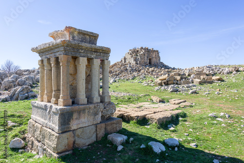 Faqra roman ruins near Feraya, Lebanon Wallpaper Mural