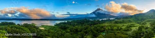 Arenal Volcano and Lake Arenal - 257218515