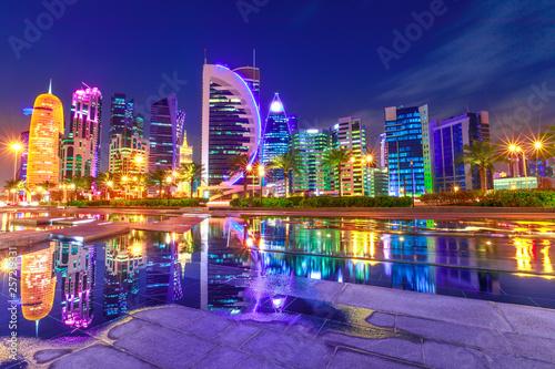 Fényképezés  Capital of Qatar