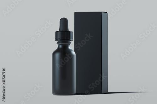 Fotografía  Cosmetic dropper for oil, cream, lotion