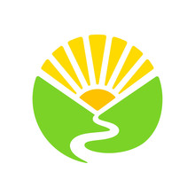 Valley And Sun Logo