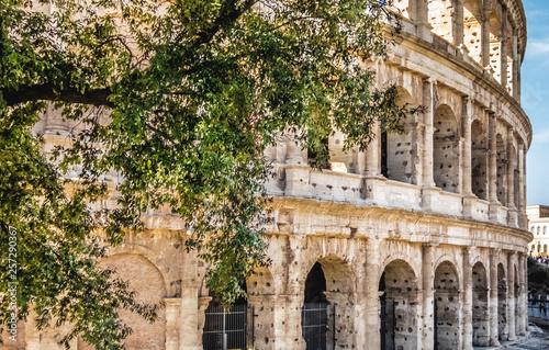 Fényképezés  The Colosseum, Rome, Italy