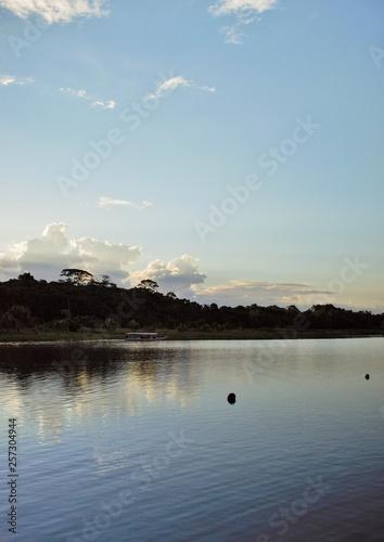 Foto op Plexiglas Historisch geb. Laguna
