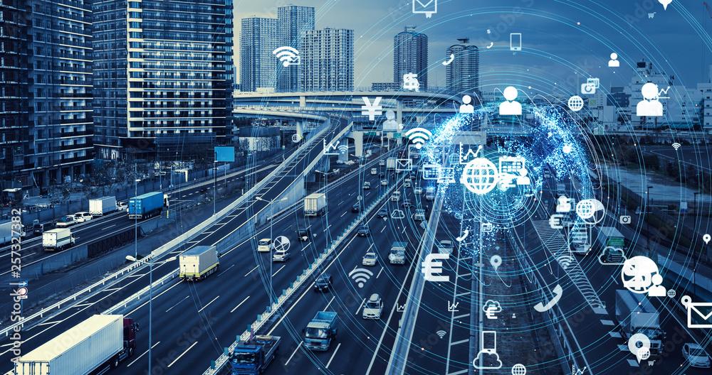 Fototapety, obrazy: 交通と技術