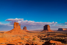 Monument Valley, Arizona. USA