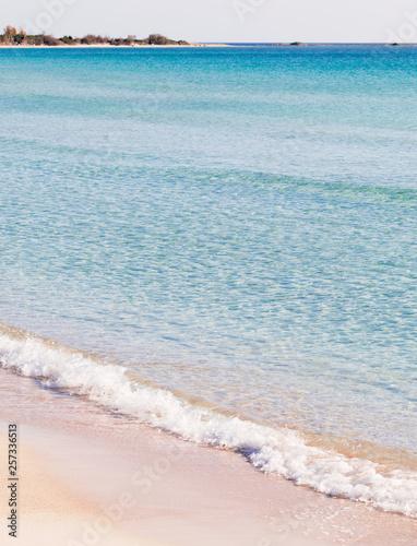 Foto auf Gartenposter Strand Bellezza della natura