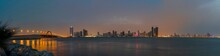 Bahrain Skyline Looking Across To Juffair And The Diplomatic Area, Manama