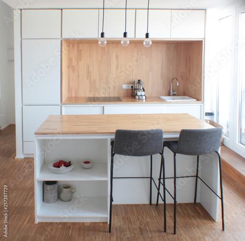 Küche 2 Fototapet