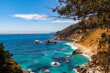 Big Sur Pacific Coast Scenery ...