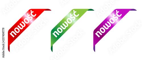Obraz Nowość - fototapety do salonu