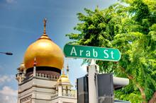 Singapore, Kampung Glam District