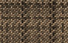 Weaving Rattan Texture