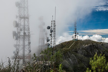 Telecommunication Antennas On ...