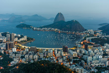 View Of Sugar Loaf Mountain Fr...