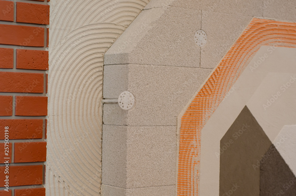 Fototapety, obrazy: External wall insulation systems