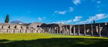 Theatre In Ancient Pompeii