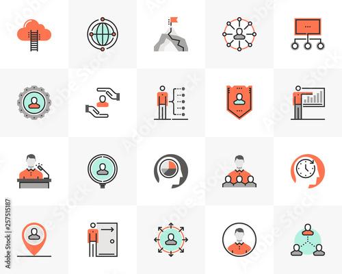 Fotografía  Business People Futuro Next Icons Pack