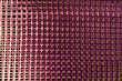 Abstrack plastic net texture background.