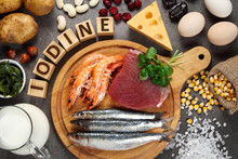 Foods High In Iodine.