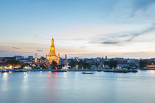 Thailand, Bangkok, Wat Arun Te...