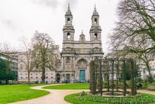 Saint Josephs Church, Brussels, Belgium
