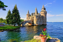 Castle On Heart Island, One Of...