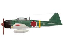 旧日本海軍艦上戦闘機...
