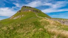 Yorkshire Dales Landscape On T...