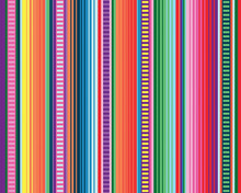 Seamless Mexican Rug Pattern. ...