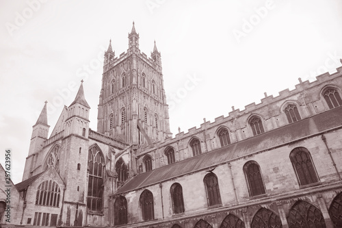 Photo  Gloucester Cathedral; England; UK