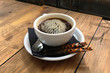 kawa z rana