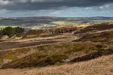 Ilkley Moor, Yorkshire Dales