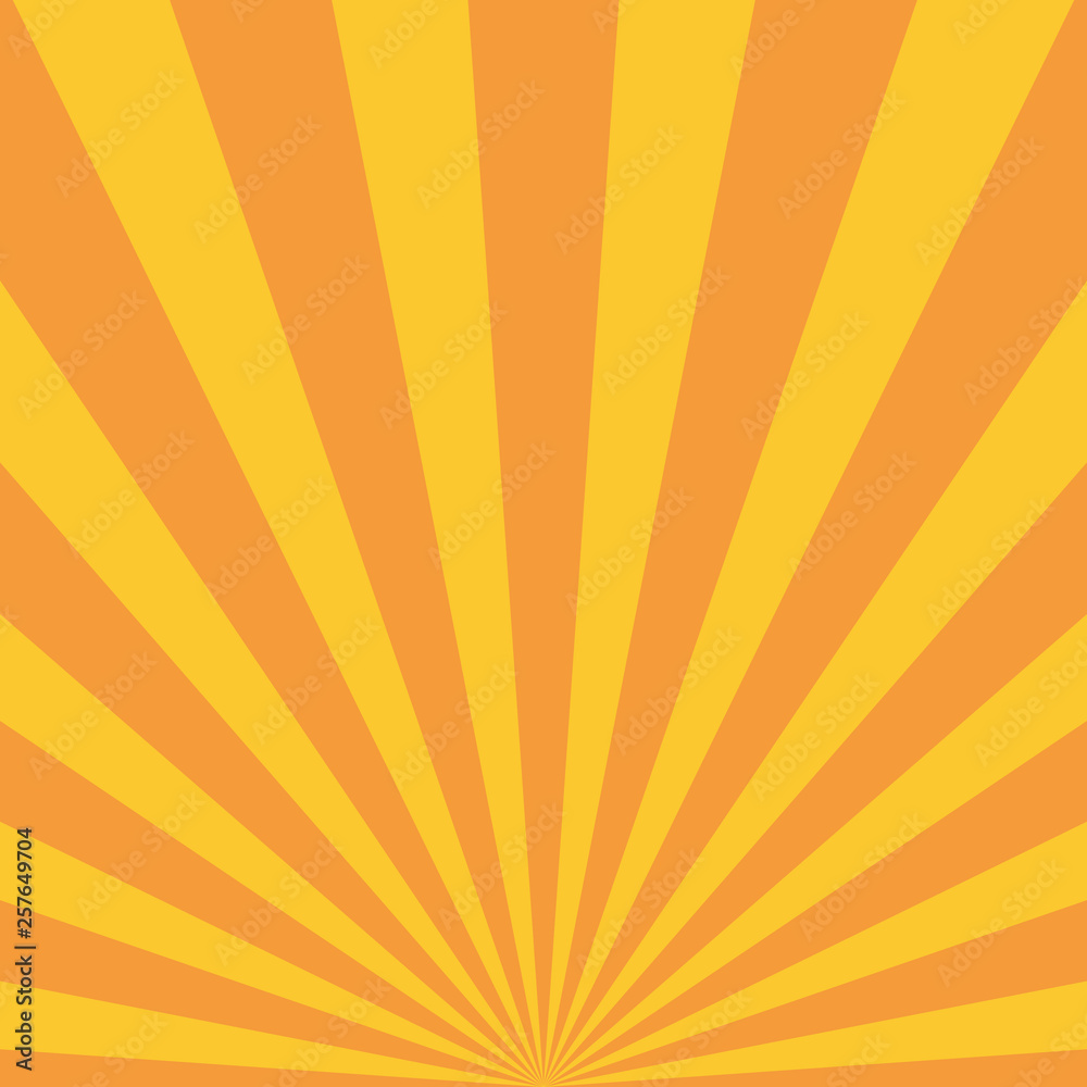 Fototapety, obrazy: Abstract light rays background