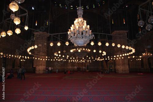 Citadel, mosque, Cairo, Egypt Fototapeta