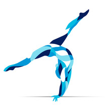Curly Gymnastics, Acrobatics, ...